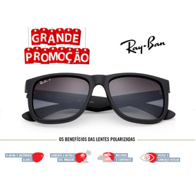 Oculos Ray Ban Wayfarer Vermelho Justin - Óculos no Mercado Livre Brasil ecc3e14b76