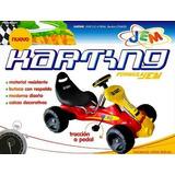 Auto Karting A Pedal Con Aleron Jem Art Gt6665d
