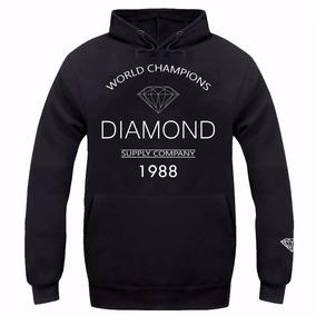Moletom Diamond Suply Company Otima Qualidade