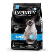 Alimento Gatos Adultos Infinity Premium 10 Kgs