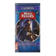 Juego De Mesa - Hero Realms Sobre Ladron - Xion Store
