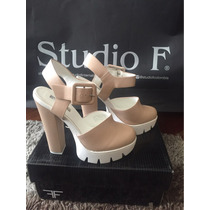 Zapatos Beish Studio F