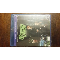 Blu Ray Nuevo Original El Avispon Verde +dvd Oferta $ 150
