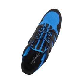 Tênis adidas Springblade Pro Azul E Preto Mod:14158 [1ª Linh