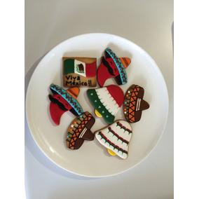 Deliciosas Galletas Decoradas Fiestas Patrias, 15 Septiembre