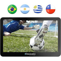 Gps Aquarius Discovery Channel 7.0 Com Tv Digital