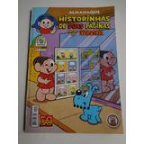 Gibi Almanaque Historinhas De Duas Paginas Nº 6