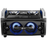 Mini System Lenoxx Ms8300 Speaker Boom/bluetooth/mp3/usb/sd
