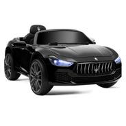 Carrito Montable Maserati Bateria Motor 12v Control Remoto