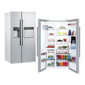 Refrigerador Side By Side Beko Gn 162420 X