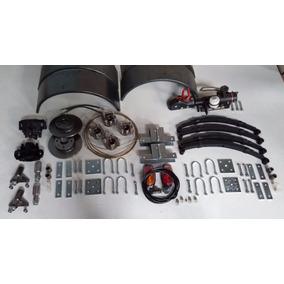 Kit Para Carretinha Trucada Reboque Completo Freio 1000kg