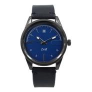 Reloj Zeit  Hombre  Tacto Piel  Azul - Cb00019079