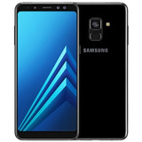 Samsung Galaxy A8 2018 Dual Sim 32gb 4gb En Ram 4g 16mpx Msi