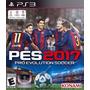 Pro Evolution Soccer 2017 Descarga Digital Original Ps3