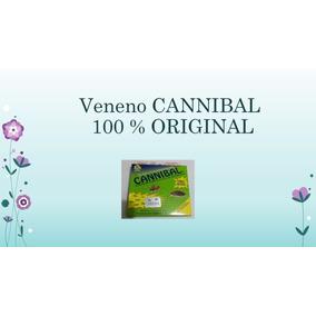 Veneno Para Cucaracha Cannibal 100% Original 3 Cajas