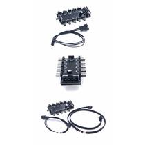 Fan Cooler Hub 1x10 Pwm Multiplicador - Divisor