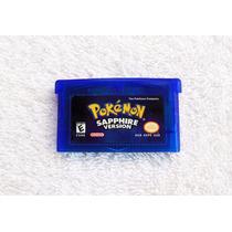 Pokémon Sapphire - Gba