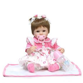 Boneca Bebe Reborn Laura Linda