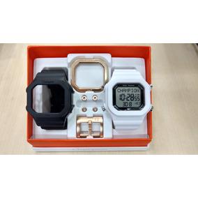 Relógio Champion Yot Cp40182x Original Kit Montado Promoção