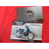 Corven Mirage 110 Moto Motoneta Manual No Antiparra Vespa