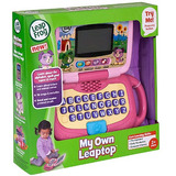 Computadora D Juguete Laptop Leap Frog Interactivo Educativ