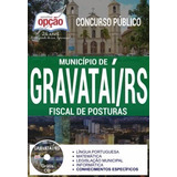 Apostila Fiscal De Posturas De Gravataí - Rs 2017