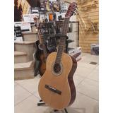 Guitarra Clásica 39 Elvira Alonso Con Funda