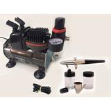 Combo Chocolate Comp. Automático Y Aeróg. Badger 175-3 Mang