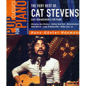 2 Songbooks Do Cat Stevens P/ Violão E Piano