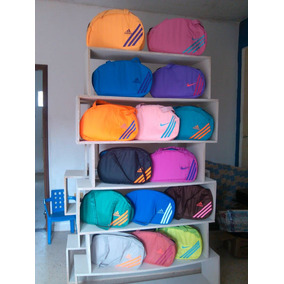 Bolso Carteras Deportivas Nike adidas Ovalas Impermeables