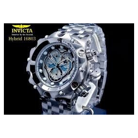 Relógio Invicta Lançamento Venom Hybrid 16803 + Caixa.