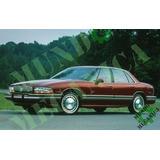 Manual De Usuario Propietario Buick Lesabre 1992-1999 Pdf