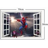 Poster Decorativo 70x50cms Hombre Araña