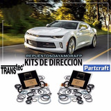 Kit De Bomba Direccion Chevrolet Aveo/optra/