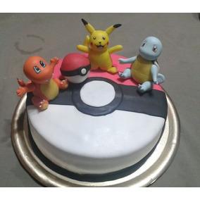 Muñeco Pokemon En Porcelana Fria