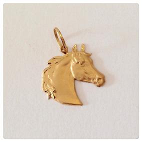 Pingente Look Cabeça De Cavalo Joia De Ouro 18k Kgshop Blog