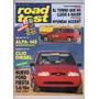 Revista Road Test N° Alfa 145 Clio Diesel