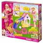 Barbie Y Parque De Perritos- Mattel