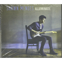 Cd - Shawn Mendes - Illuminate - Digypack E Lacrado