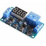 Timer Multifuncional 12v, Temporizador, Arduino, Pic, Rpi