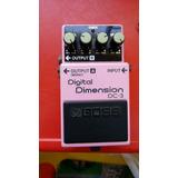 Boss Dc-3 Digital Dimension Japan El Más Barato¡¡¡