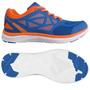 Tenis Entrenamiento Deportivo Hombre Correr Azul V0 Kappa
