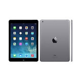 Ipad Air Apple 16gb Wi-fi 9.7 In Space Gray *** Impecable **