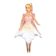 Alice - Branca - Bonecas Artesan