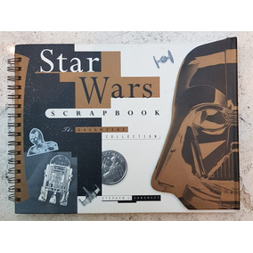 Star Wars Scrapbook Libro De Coleccionables Con Replicas