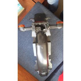 Salpicadera Trasera + Direccionales - Yamaha Ybr 125 G