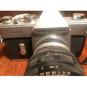Camara Mamiya/sekor Fotografica Lente 135mm Coleccion