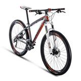 Bicicleta Alubike Mtb A27.5 Expert 24v. Gto-c/nja T17