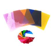 Filtro Gelatina Colorido 25x30cm - 0,075mm