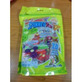 Spinner Toy Bolsa Con 20pz Con Dulce Fiesta Piñata Economico